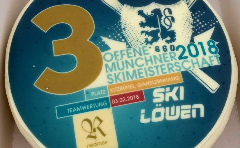 Erfolgreicher Renntag für den Ski Club Pasing am Ganslernhang